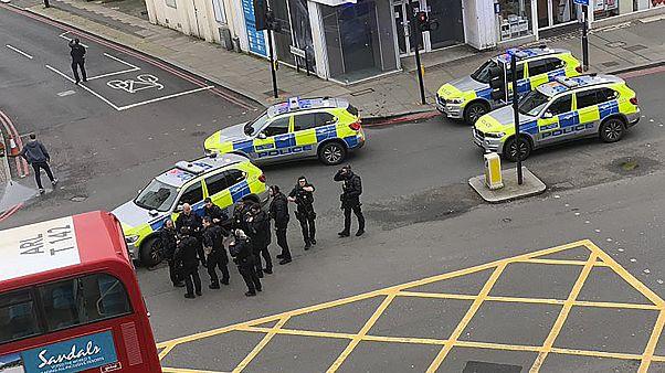 Attaque au couteau au sud de Londres