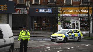 Késes támadás Londonban