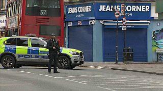 """إصابة ثلاثة أشخاص في هجوم في لندن والشرطة تتحدث عن """"دوافع إسلامية"""""""