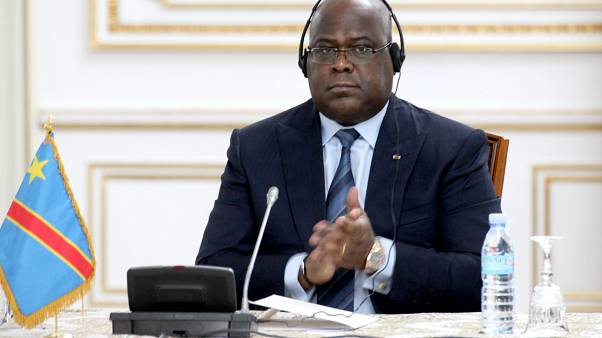 Presidente da República Democrática do Congo (RDC), Félix Tshisekedi