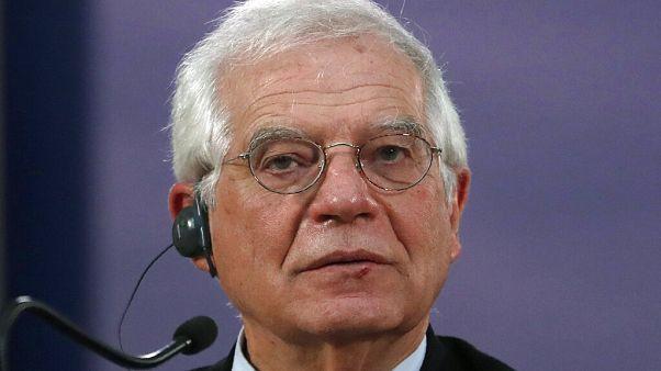 Josep Borrell has already visited Belgrade and Jordan