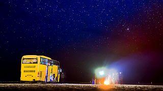 İran, turist otobüsü