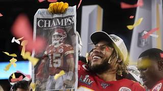 Kansas City Chiefs 50 yıl sonra Super Bowl'da şampiyon oldu