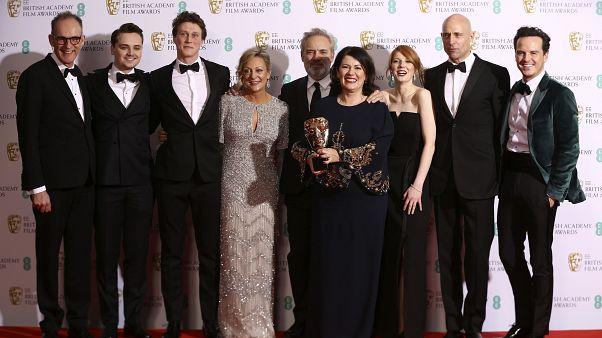 BAFTA Awards 2020: Sam Mendes dankt, Joaquin Phoenix mahnt