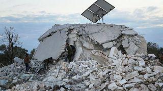 Nεκροί Τούρκοι στρατιωτικοί στην Ιντλίμπ