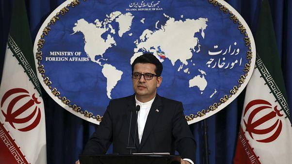 عباس موسوی، سخنگوی وزارت امور خارجه