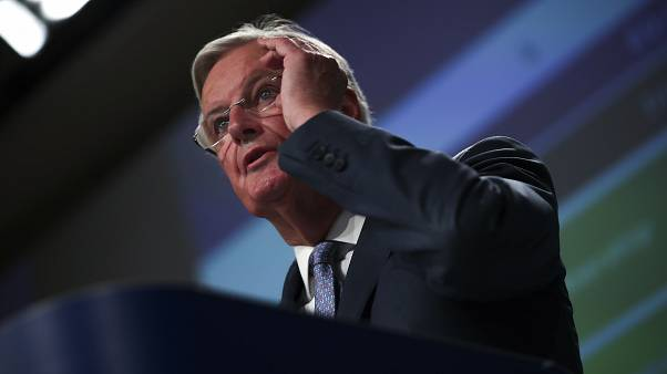 Главный переговорщик ЕС Мишель Барнье