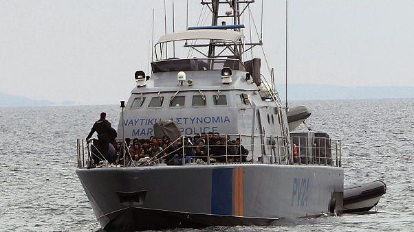 خفر السواحل القبرصية  14 يناير 2020