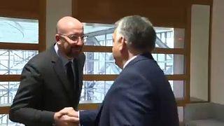 Michel beginnt bilaterale Gespräche zum EU-Haushalt