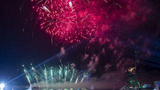 Arrancan los festejos en Rijeka y Galway, Capitales Europeas de la Cultura