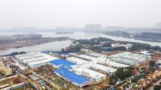 Coronavirus: Cómo Wuhan ha conseguido construir un hospital en 10 días y cuánto se tarda en Europa