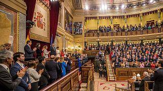 """""""España no puede ser de unos contra otros"""". El Rey pide entendimiento en la nueva legislatura"""