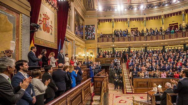 En Espagne, le roi Felipe, boycotté par les séparatistes, plaide l'unité