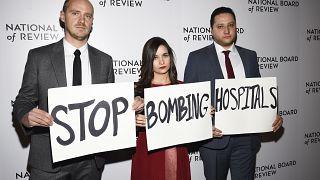 Документальная лента о Сирии - лауреат премии Британской киноакадемии