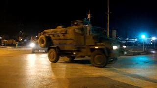 Turquia e Síria trocam ataques