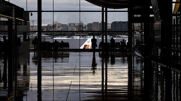 Reabren el espacio aéreo del Aeropuerto Madrid-Barajas tras un inesperado cierre