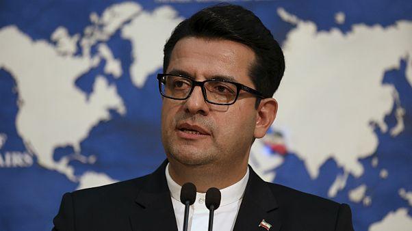سید عباس موسوی، سخنگوی وزارت خارجه ایران