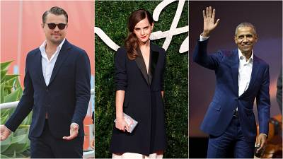 The votes are in and these celebs are doing the most for planet Earth