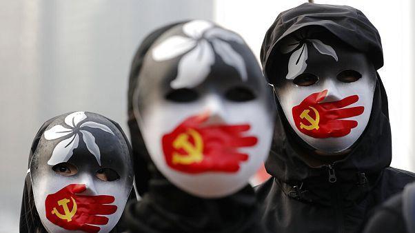 Almanya Dışişleri Bakanlığı'nın Çin'de yaşayan azınlıkların maruz kaldığı insan hakları ihlalleri hakkında hazırladığı bir gizli bir rapor ülke basınına sızdı