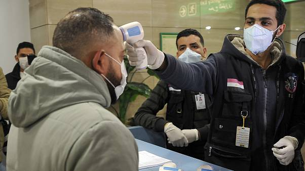 Egypt has been testing arriving travellers for symptoms of COVID-19 coronavirus