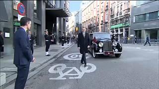 King Felipe VI leads state opening of Spanish parliament in Madrid