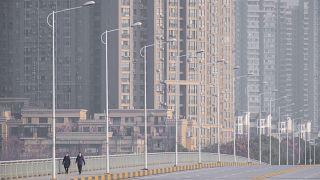 Covid-19 salgının başladığı Çin'in Vuhan kenti, 28 Ocak 2020