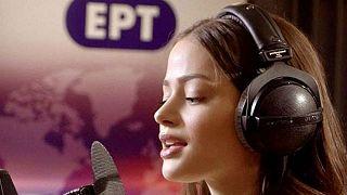 Η Στεφανία Λυμπερακάκη ως «SUPERG!RL» για την Ελλάδα στην Eurovision