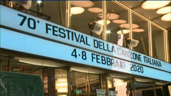 Cita con la música y la moda en el 70º Festival de San Remo