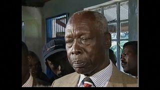 Kenianischer Altpräsident Daniel arap Moi († 95) gestorben