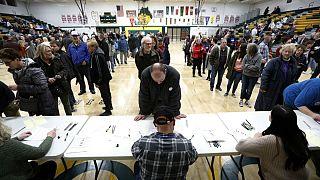تاخیر در اعلام نتایج انتخابات درون حزبی دموکراتها در ایالت آیووا