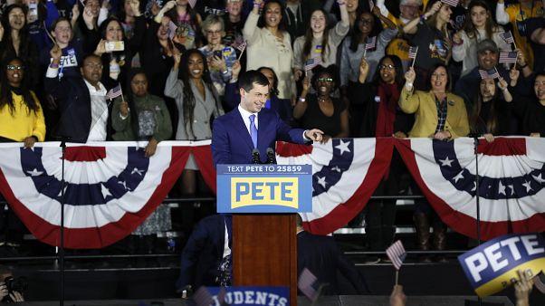 Демократы перепроверяют результаты кокуса в Айове