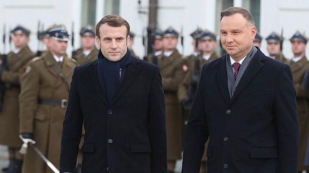 فرانسه به دنبال «مثلت جدید قدرت» در اتحادیه اروپا پس از خروج بریتانیا