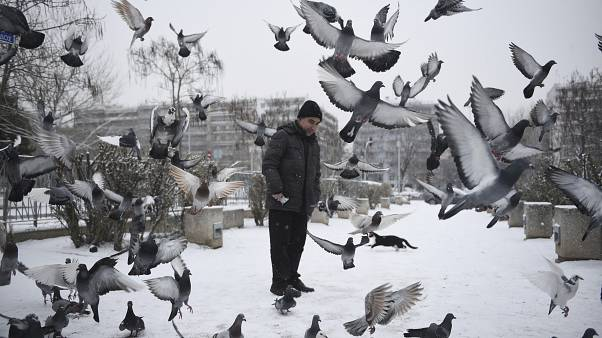 Ελλάδα: Μεγάλη πτώση της θερμοκρασίας και χιόνια