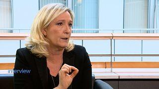 """Entretien avec Marine Le Pen : """"L'Union européenne fonce dans le mur"""""""