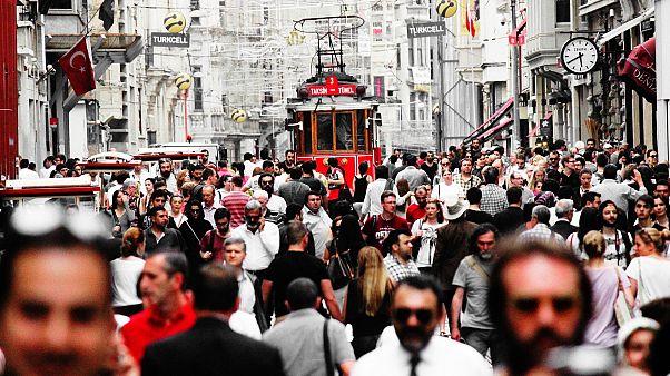 Türkiye nüfusu 83 milyonu geçti