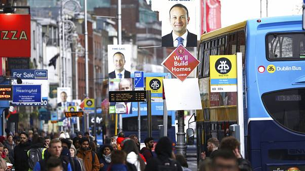 Los irlandeses eligen a los 160 diputados que formarán la Cámara Baja
