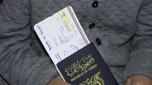 طائرة أممية تجلي أطفالا مرضى من صنعاء إلى خارج اليمن بهدف العلاج
