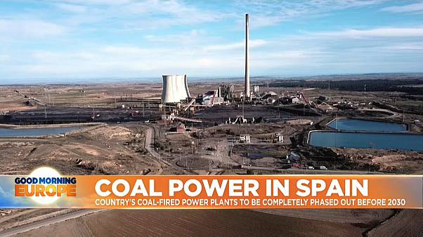 Spain plans to phase out coal-fired power plants by 2030