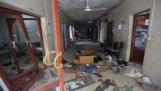 Νοσοκομείο μετά από αεροπορική επιδρομή στο Ιντλίμπ (30/1/20)