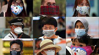 Hygienemasken werden in vielen chinesischen Städten knapp - und auch in Deutschland ist die Nachfrage gestiegen.