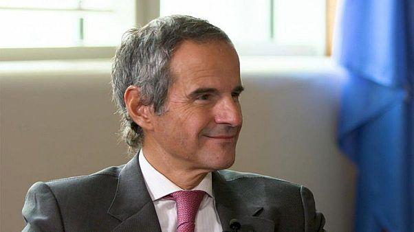 رافائل گروسی به یورونیوز: اوضاع ایران کمی غیر معمول است اما آژانس همچنان آنجاست