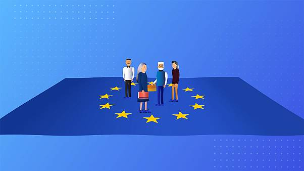"""L'Europa diventa pi`ù """"grigia"""": problemi da affrontare e opportunità da cogliere"""