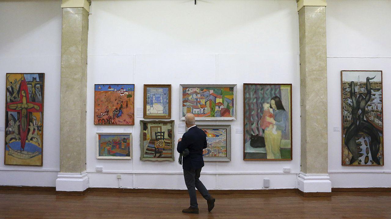 Nicosia riunita nell'arte: in mostra dipinti greco-ciprioti in cantina da 45 anni