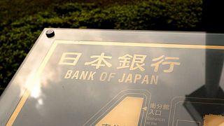 Japon Merkez Bankası