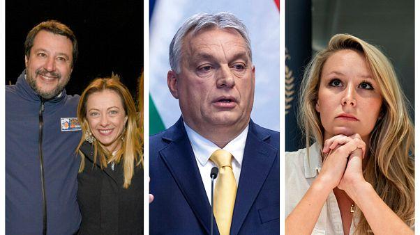 AB karşıtı aşırı sağcı liderler Roma'da toplandı: 'Yeni humanizm biziz'