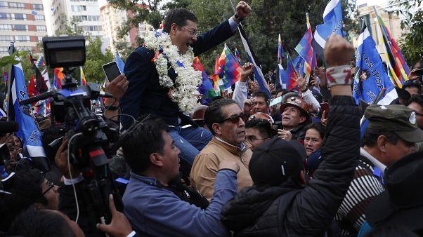 Crispación y denuncias de persecución política en el inicio de la carrera electoral en Bolivia