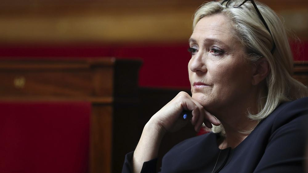 Marine Le Pen faces court for tweeting images of Islamic State crimes