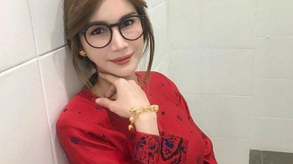 انتقدت نور نور ساجد بعد نشر فيديوهات لها في مكة
