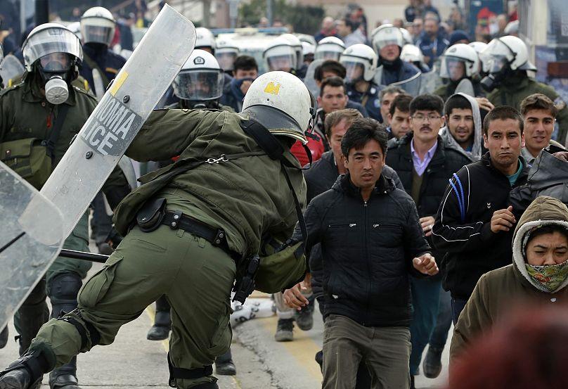 Manolis Lagoutaris/AP