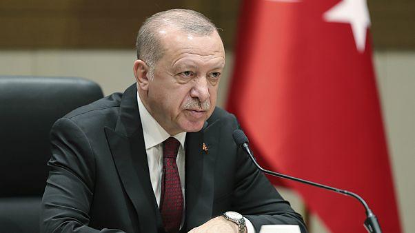 الرئيس التركي، رجب طيب إردوغان
